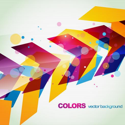 colorful eps10 abstract background