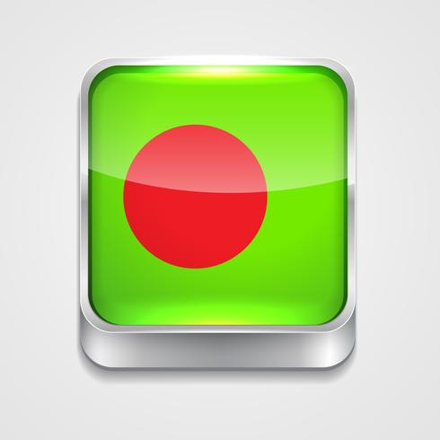 Bangladesh flagga