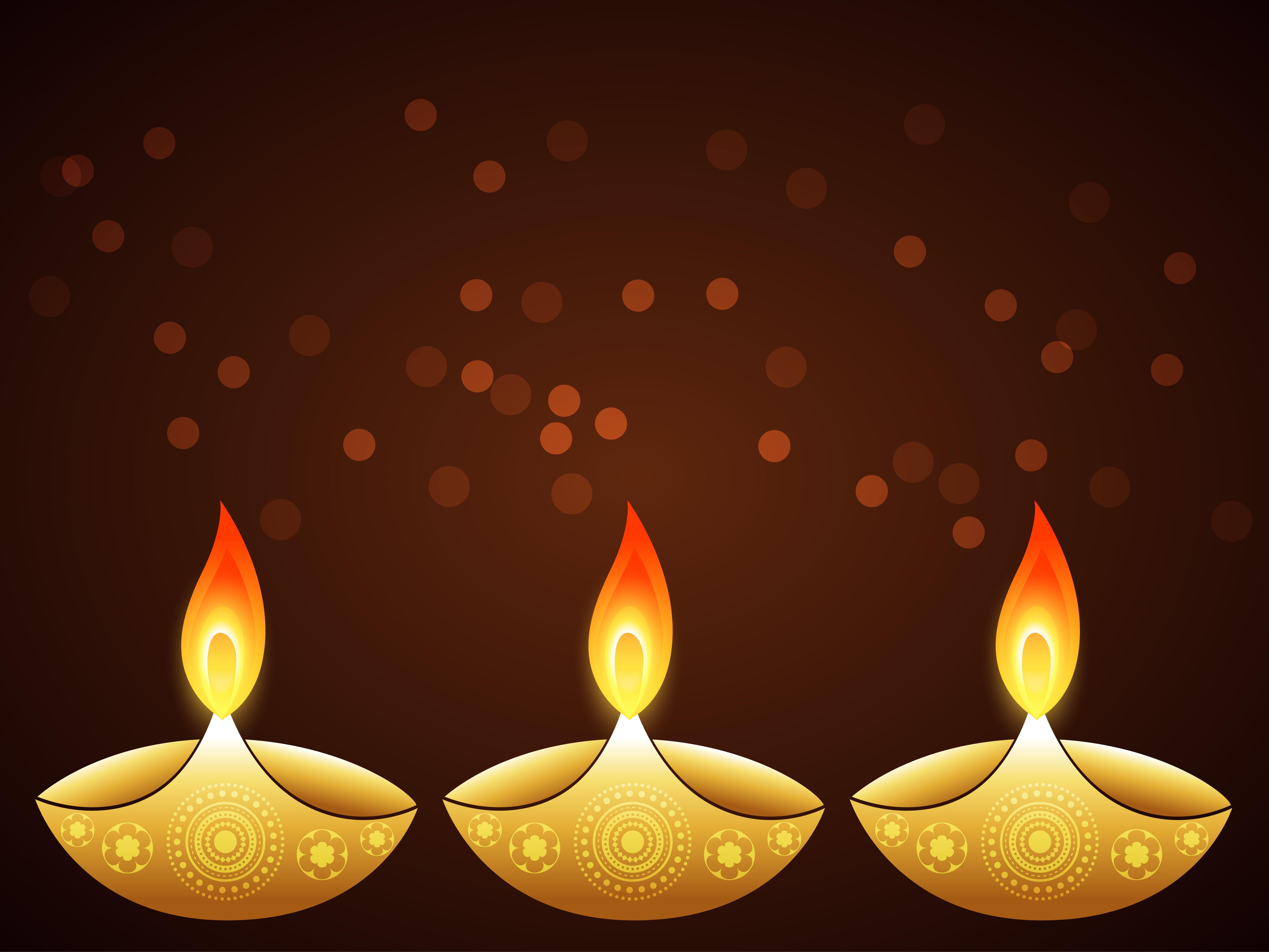 Stylish Diwali Greeting Download Free Vector Art Stock Graphics
