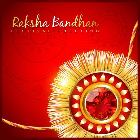 raksha Bandhan Festival Hintergrund