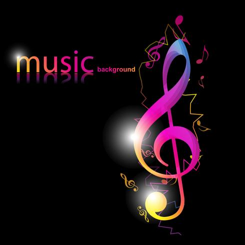 stylish music design