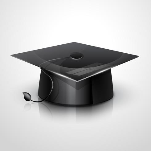 vecteur de graduation cap