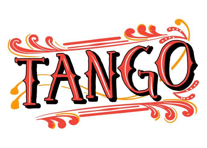 tango woord fileteado