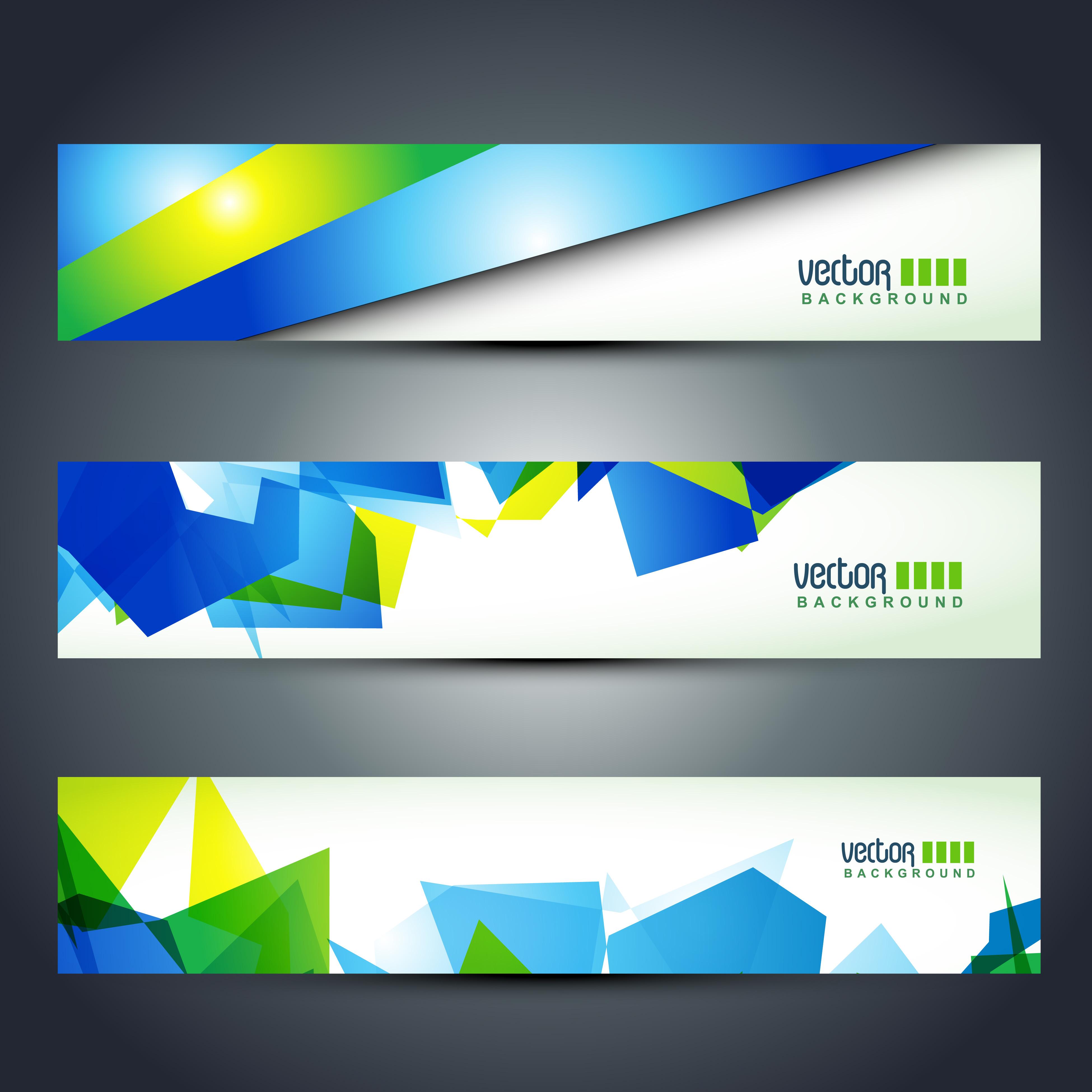 header footer free vector art