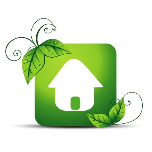vector house icon