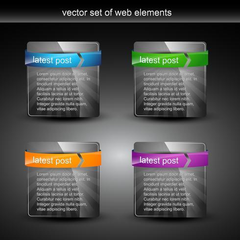 elementi web