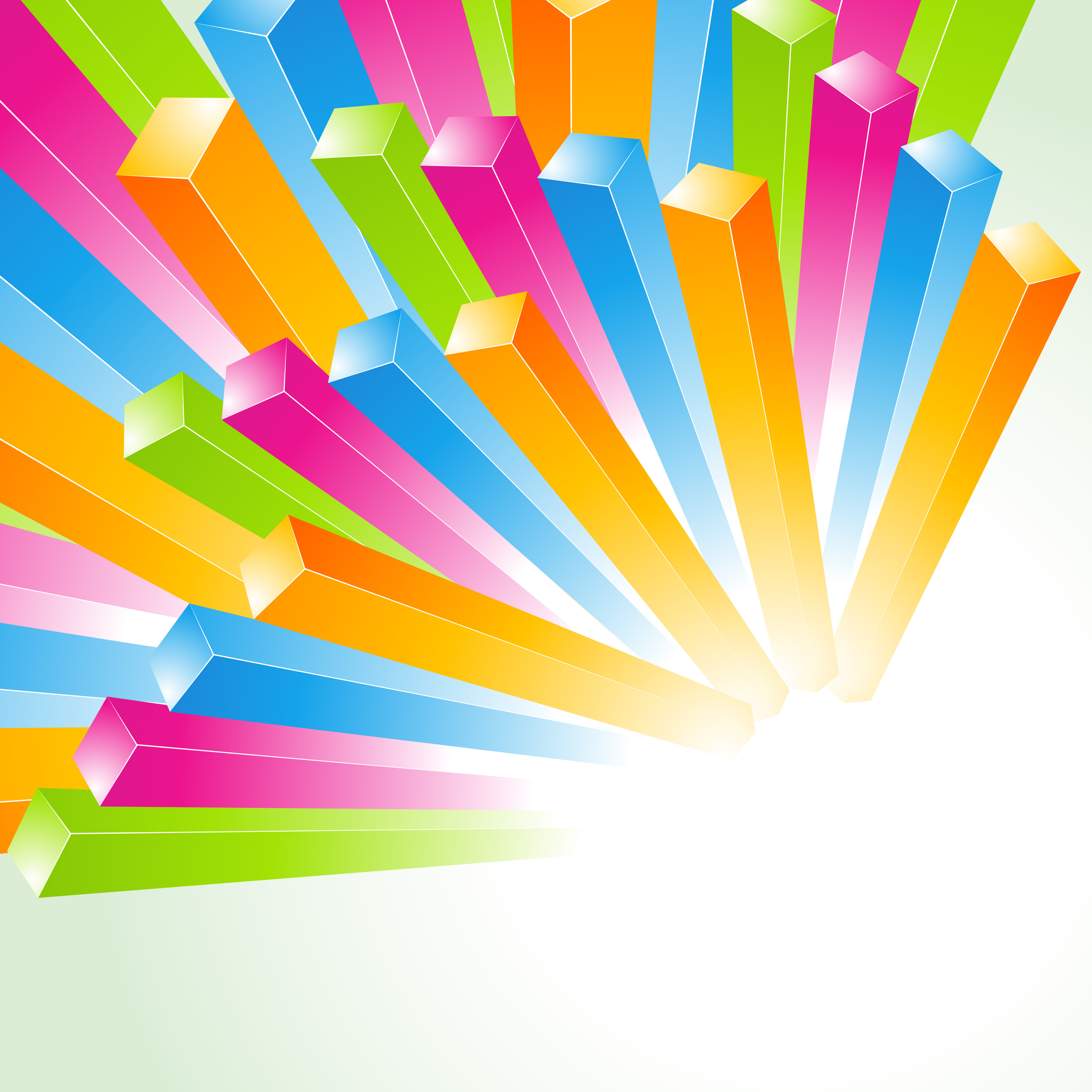 vector colorful lines background - Download Free Vectors ...