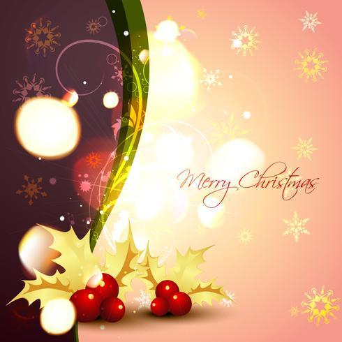 Kerstmis achtergrond vector