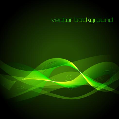 vector eps10 green background design