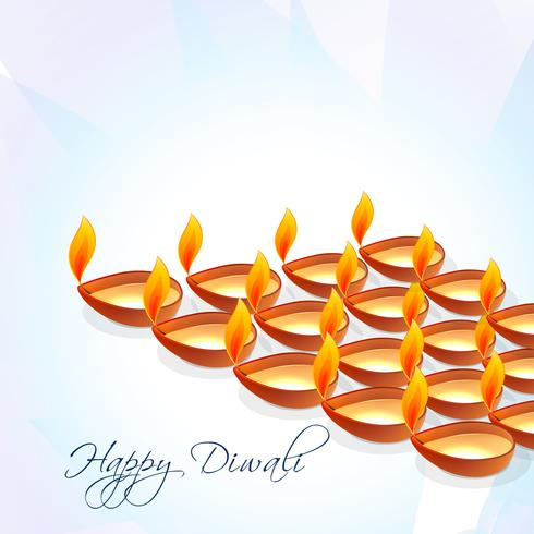 diwali diya backg