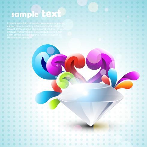 vector diamant