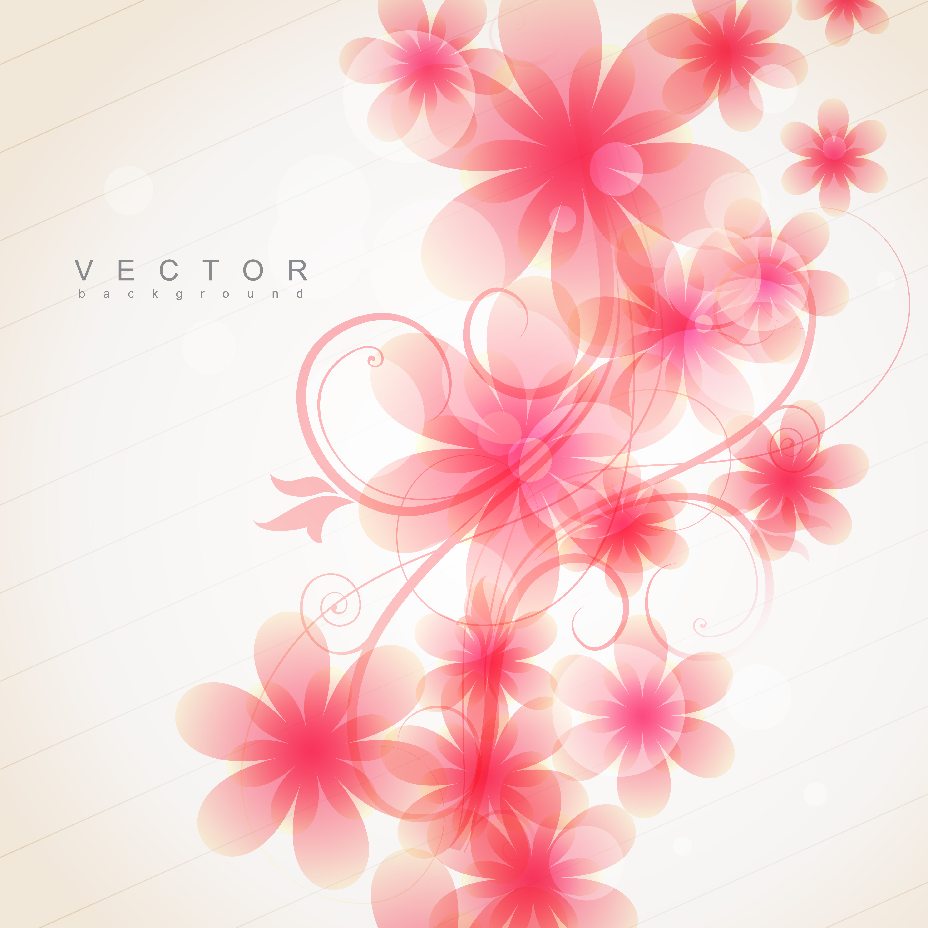 Pink Color Flower Download Free Vector Art Stock Graphics Images