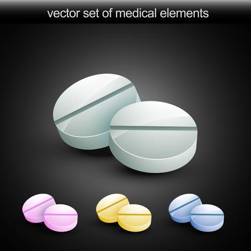 vektor tablett