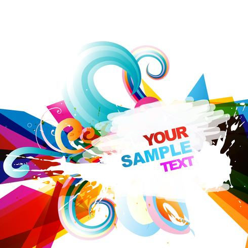 abstract eps10 vector design