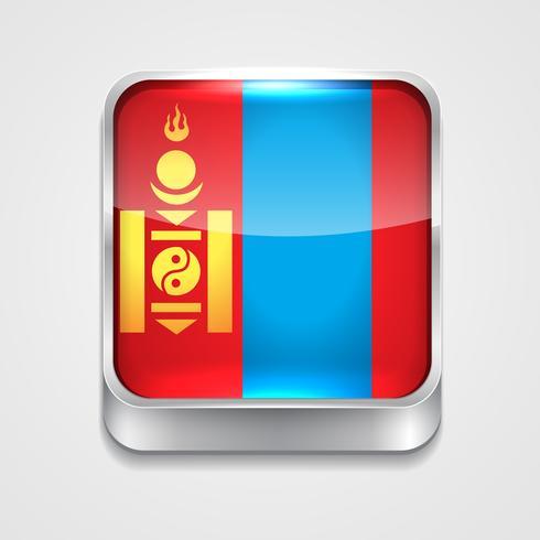 flagga i Mongoliet