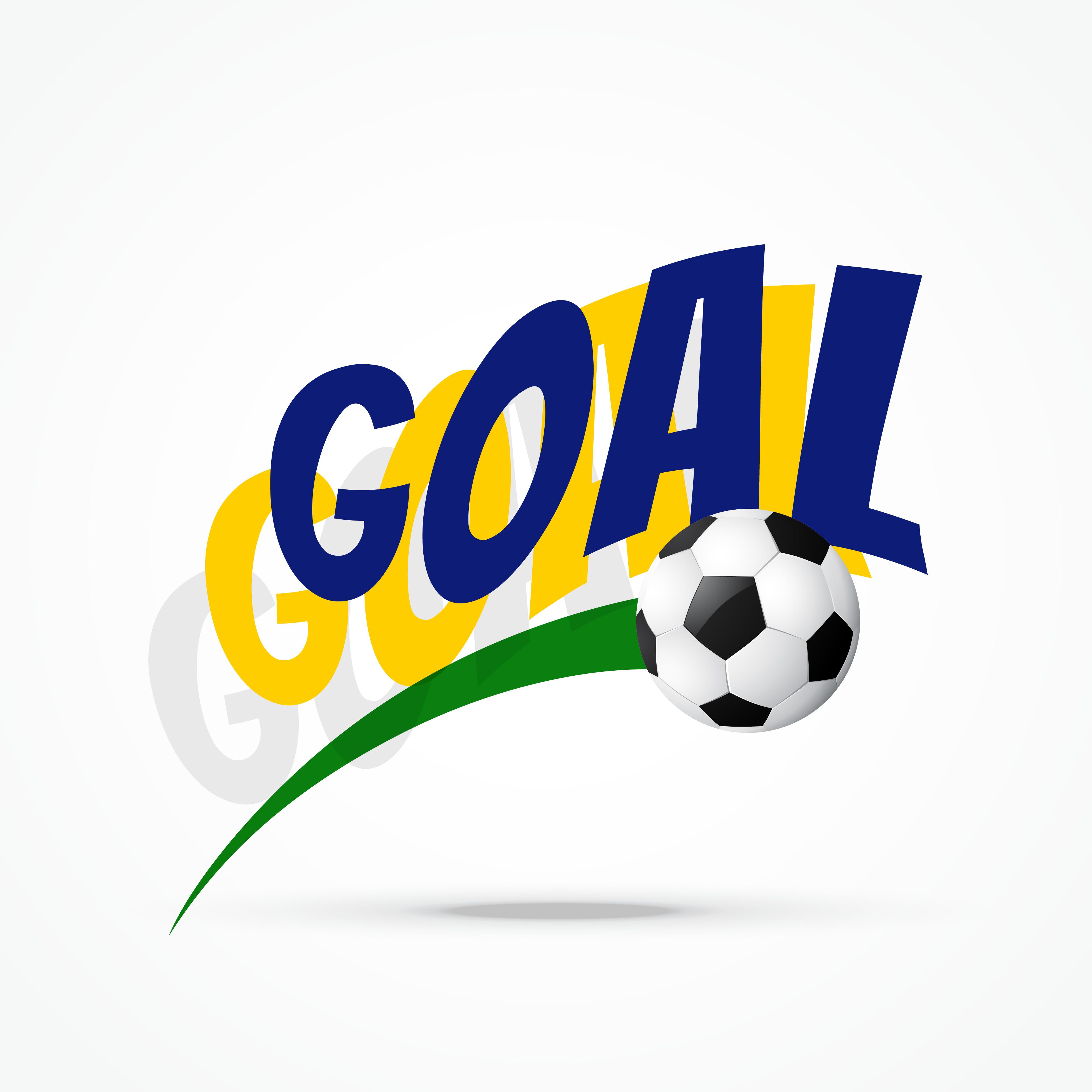 vector football design...