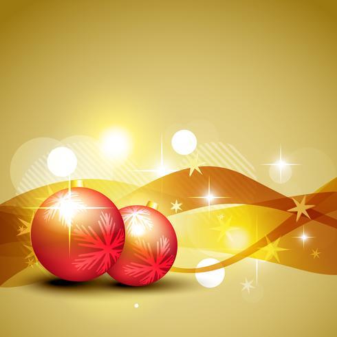 vector de bolas de navidad