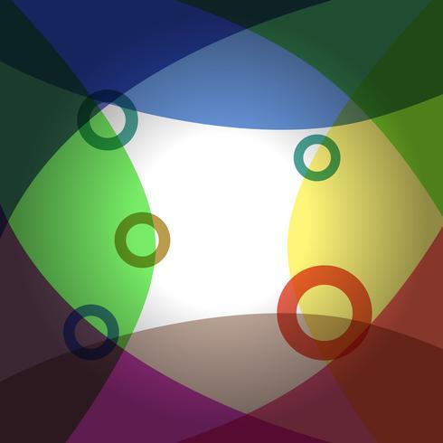 diseño abstracto de vector