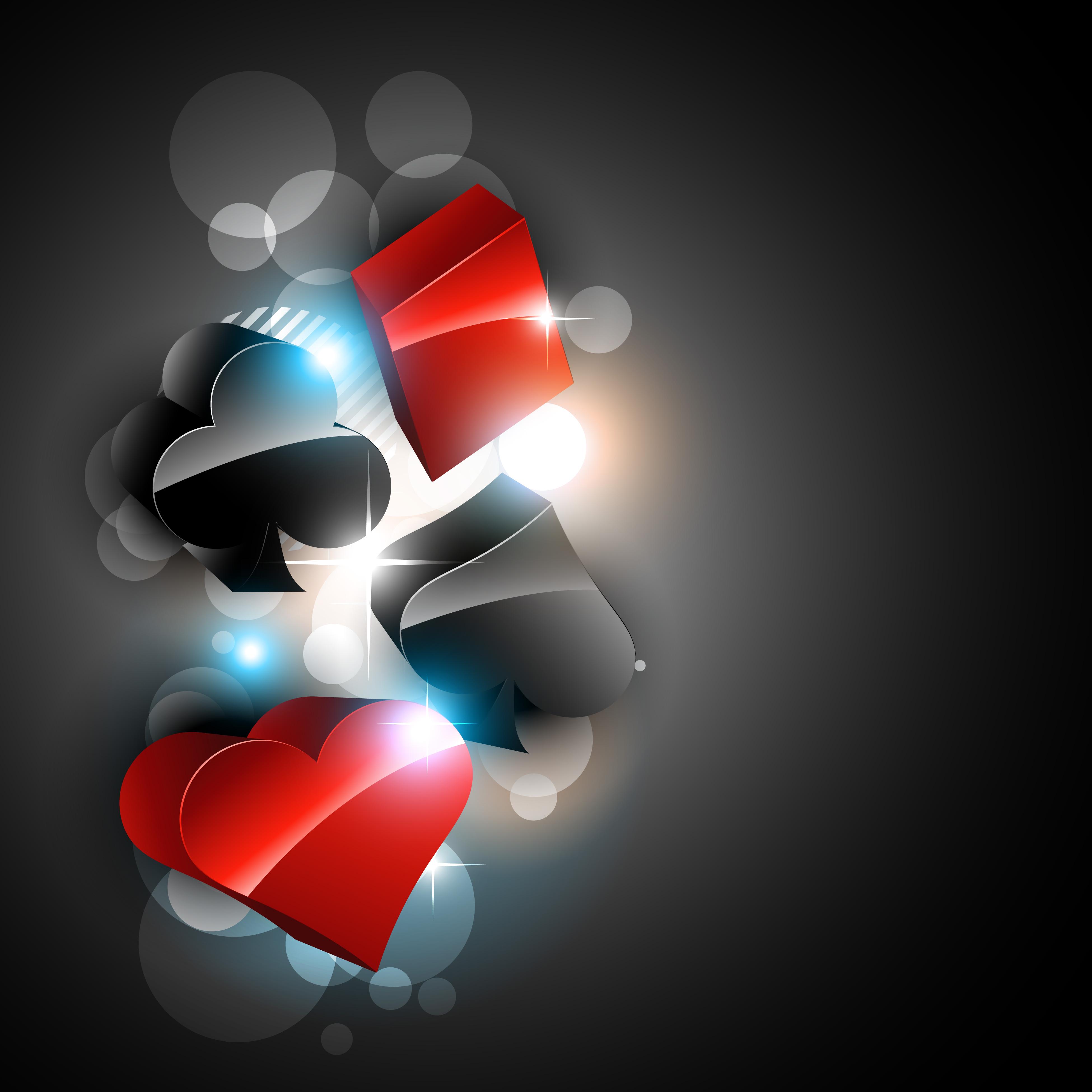 casino card element - Download Free Vector Art, Stock