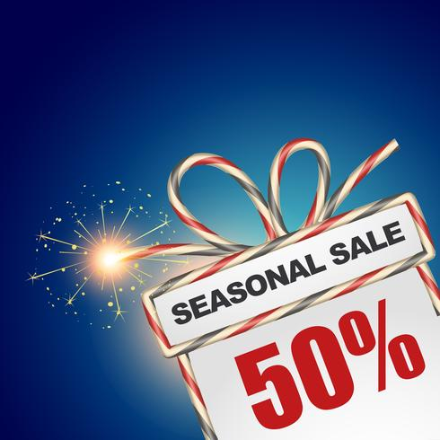 seasonal sale discount