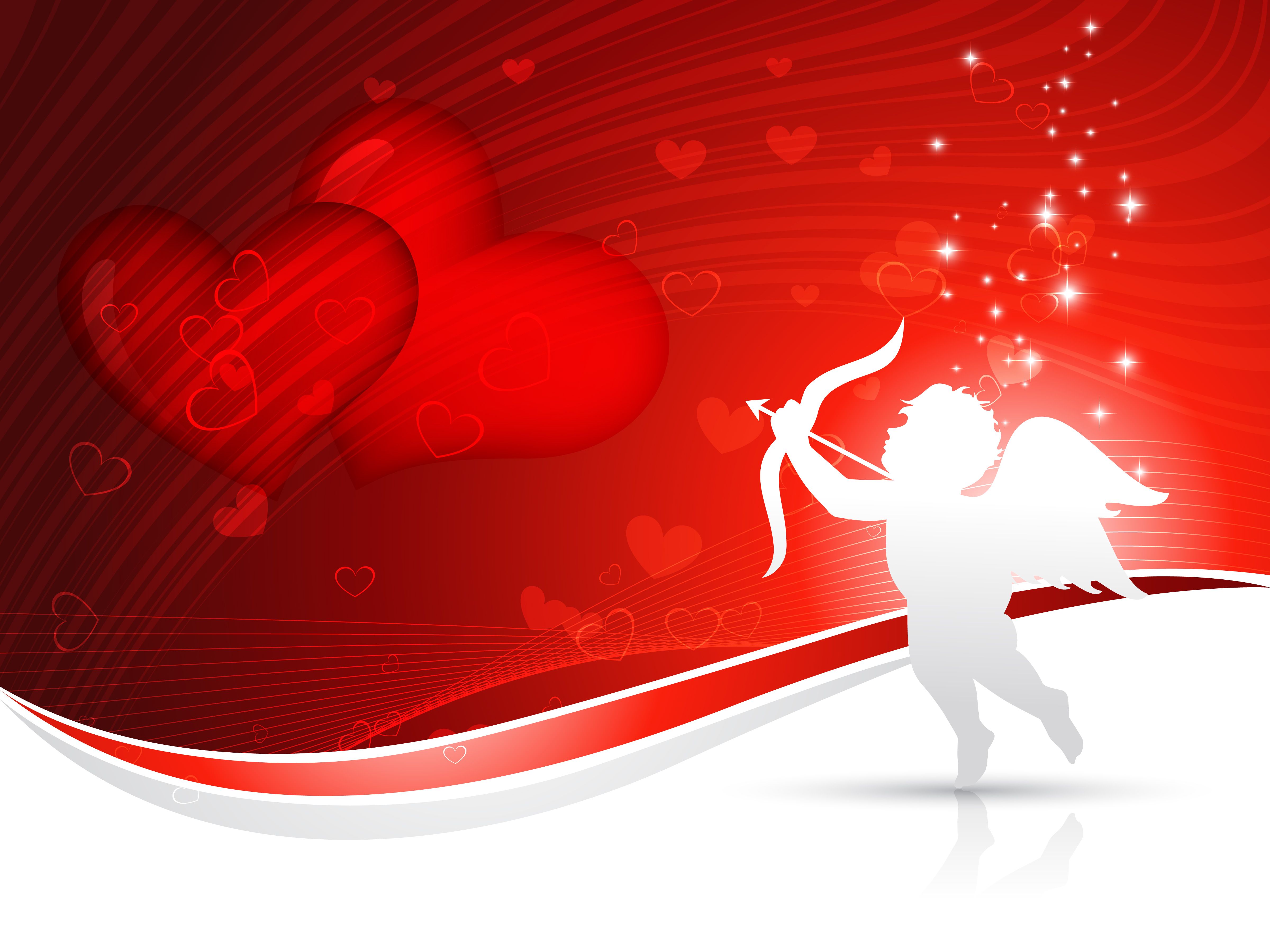 Cupid Vector Free - (6461 Free Downloads)