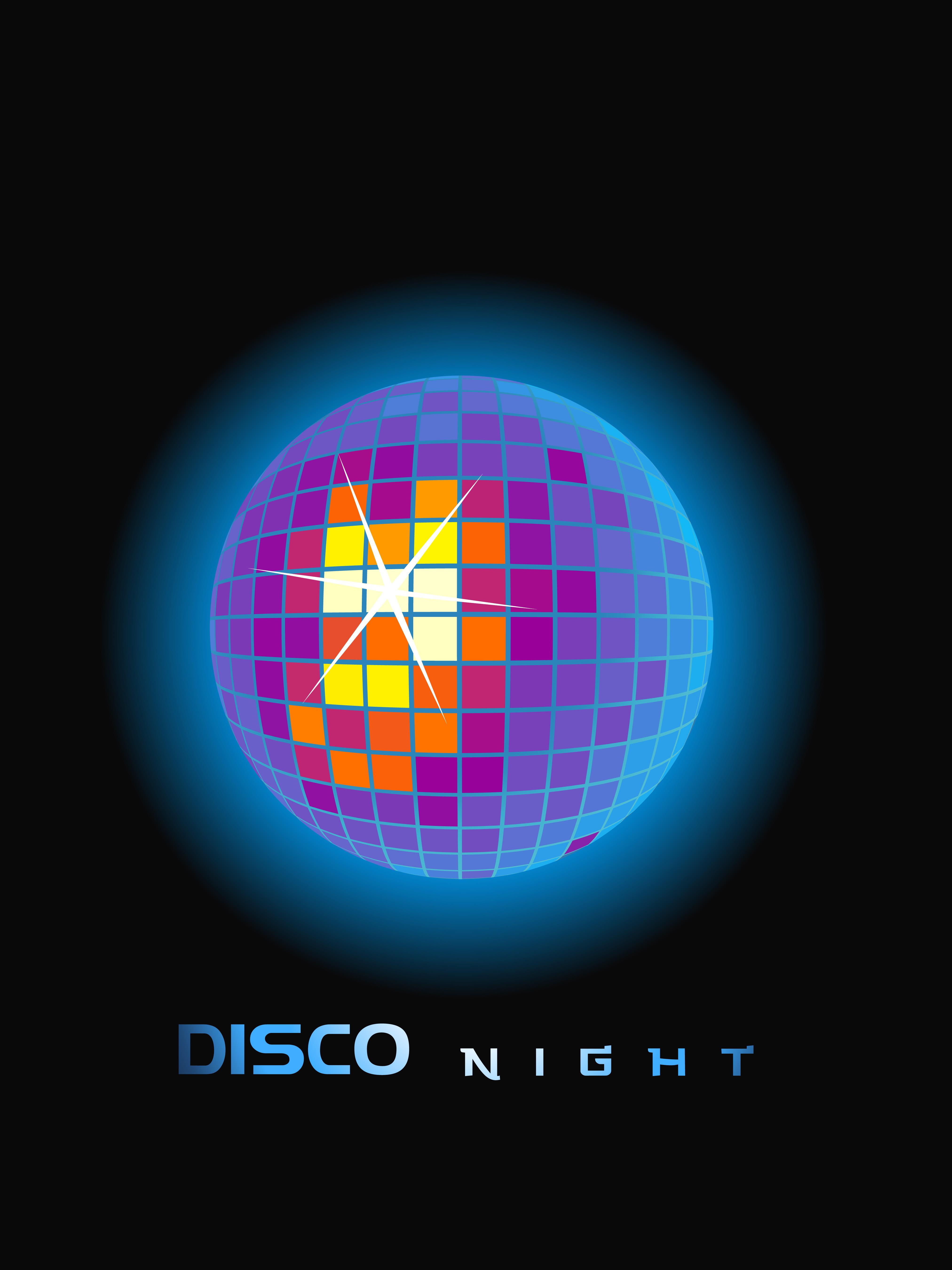 Disco Lights Free Vector Art 6697 Free Downloads