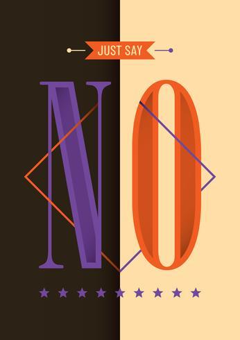 Retro typografi