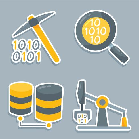 data mining element vector