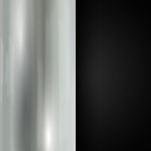 Astratto sfondo metallico