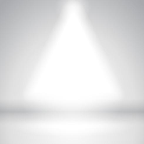 Spotlit room