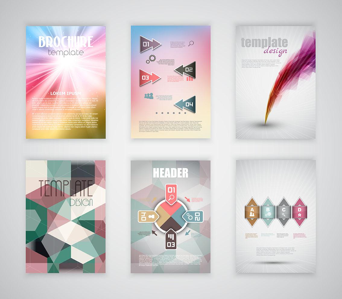 Flyer Template Free Vector Art 25131 Free Downloads