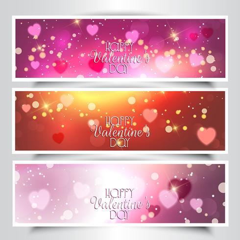 Valentine's Day headers