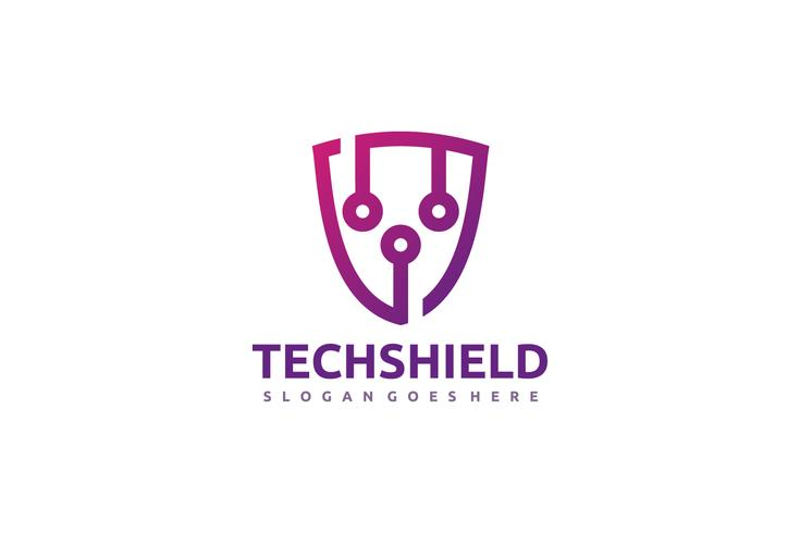 Technology Shield-logo