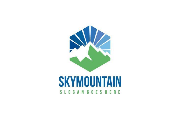 Logotipo de Sky Mountain