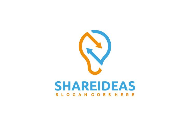 Idee Pfeile Logo