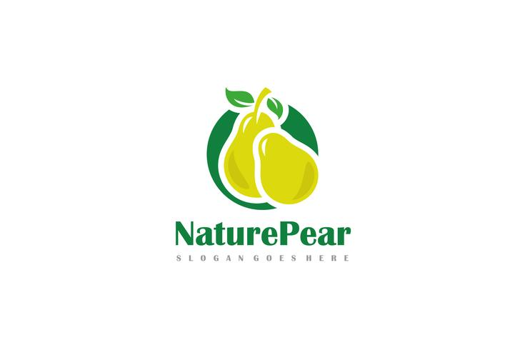 Natur Birne Logo