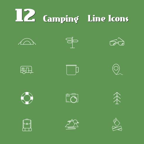 Travel Line Icons for Web and Mobile. Minimalistic design. Light version.