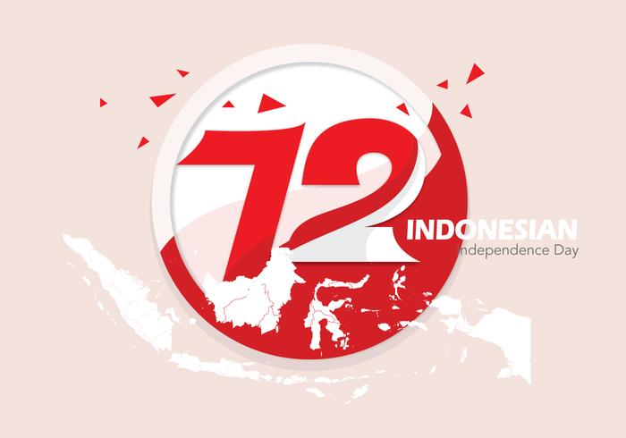 Indonesien Pride Vector