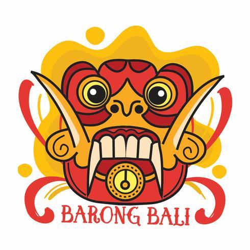 Masque Bali Barong