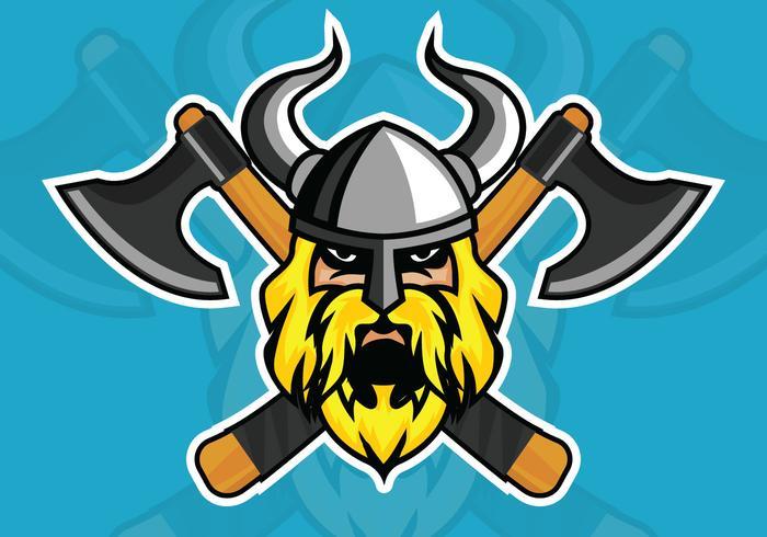 Viking Vector Illustratie