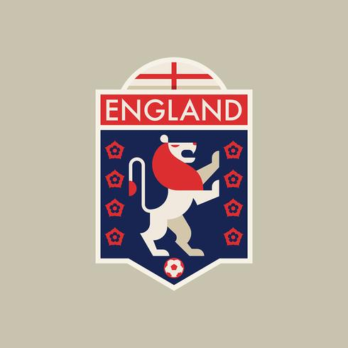 Engeland World Cup Soccer Badges