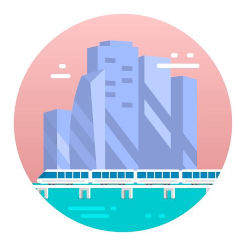 Stadslandskap
