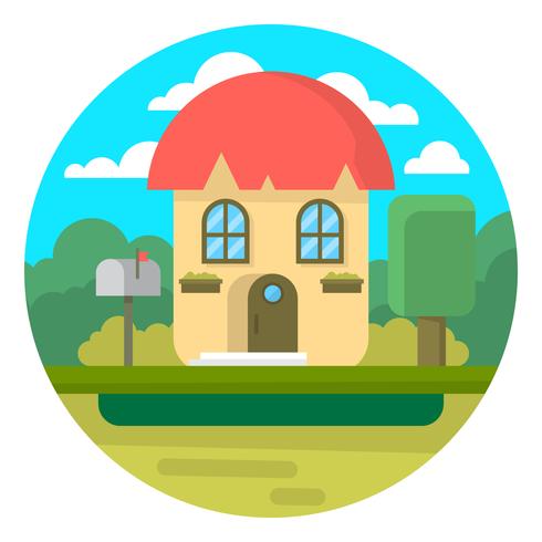 Landsbygdshus