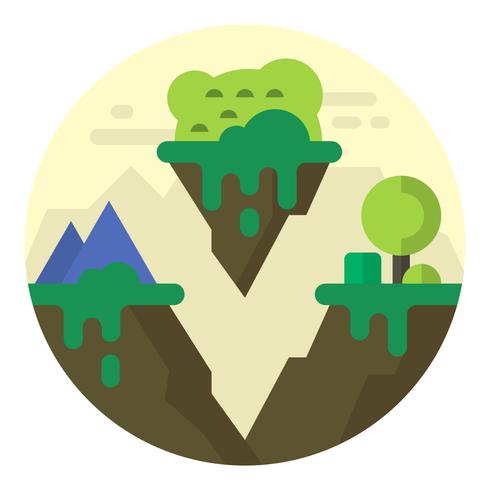 Illustration de paysage