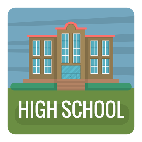 escola secundária plana
