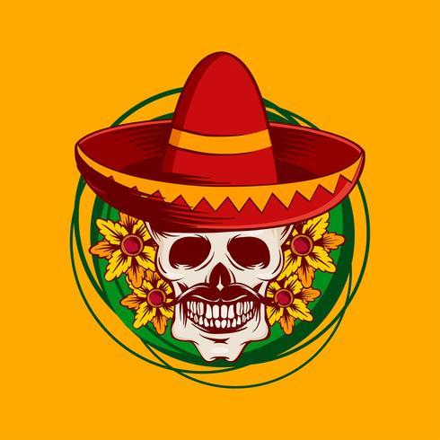 vettore sombrero