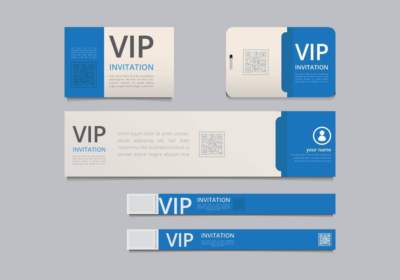 Visitor Pass Free Vector Art 916 Free Downloads