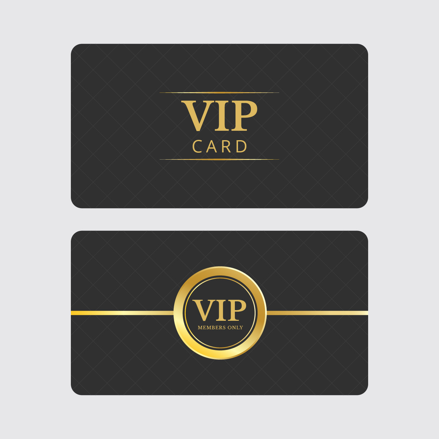 Vip Card Free Vector Art 23576 Free Downloads