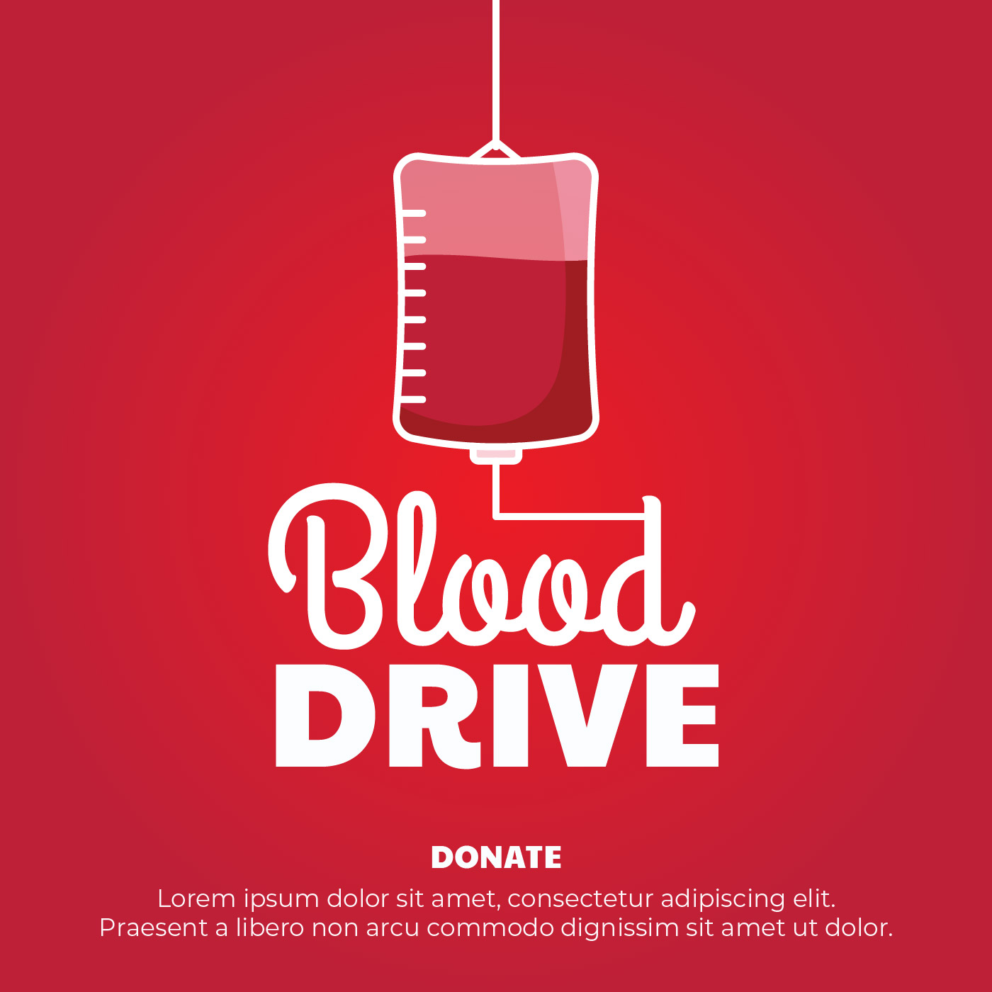 Blood Drive Poster - Download Free Vectors, Clipart ...