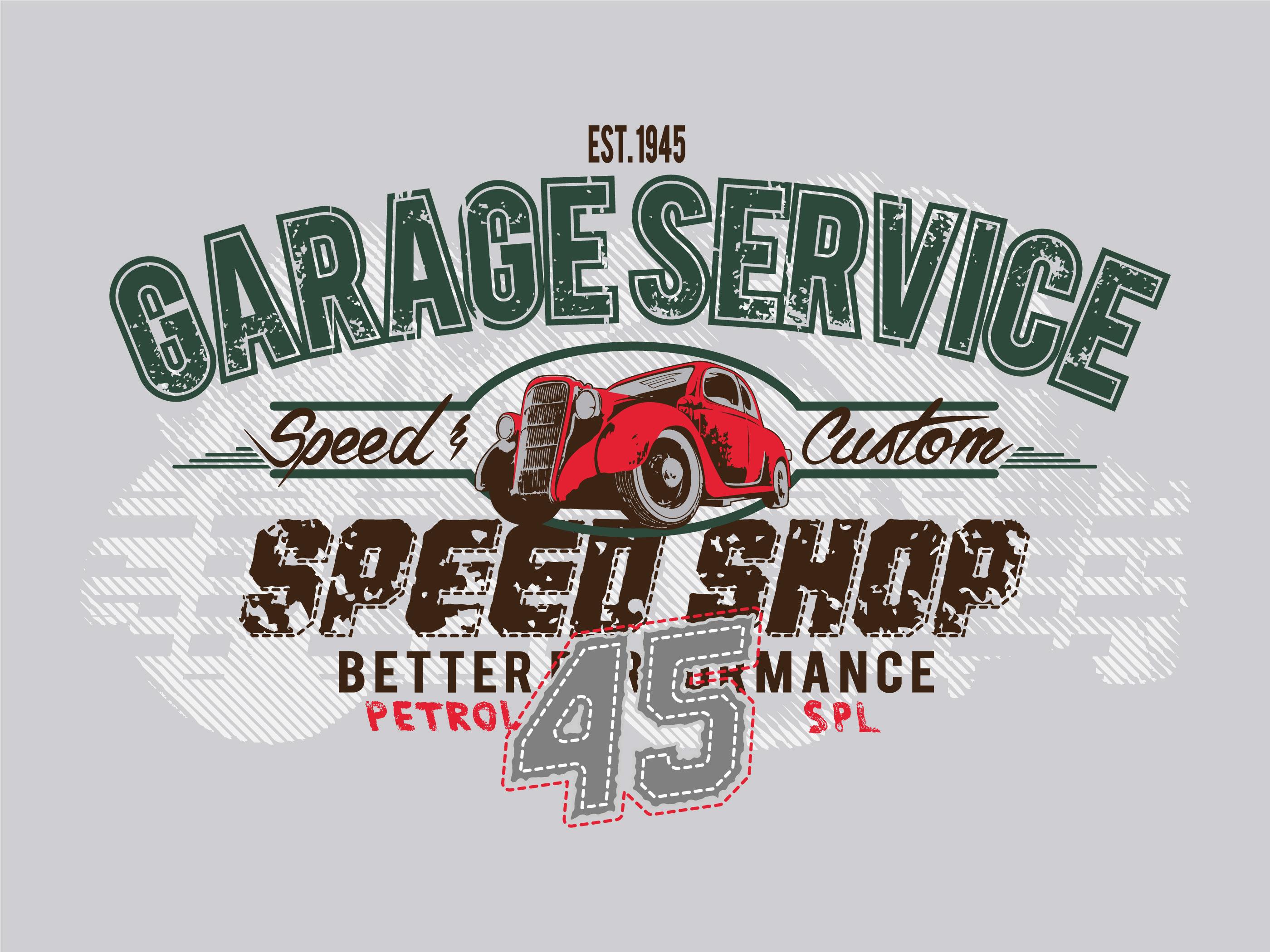 Free Vintage Vector T Shirt Design Service45 Download